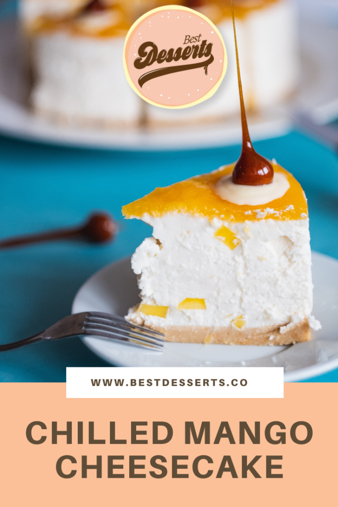 Chilled Mango Cheesecake Recipe