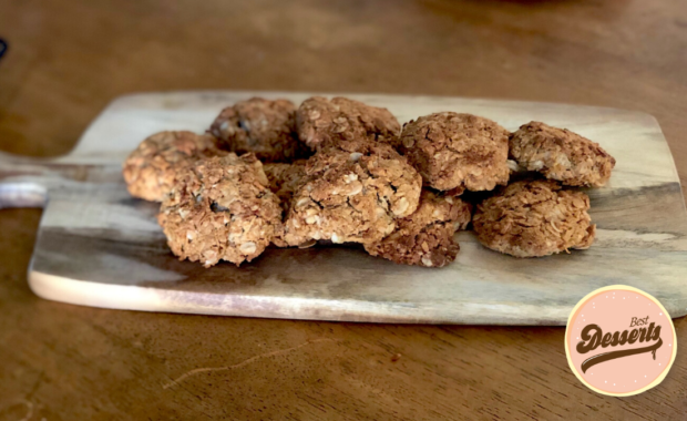 Dairy Free ANZAC Biscuits