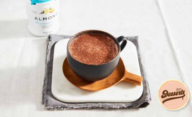 Jennifer May's Choc-Turmeric Healthy Hot Chocolate