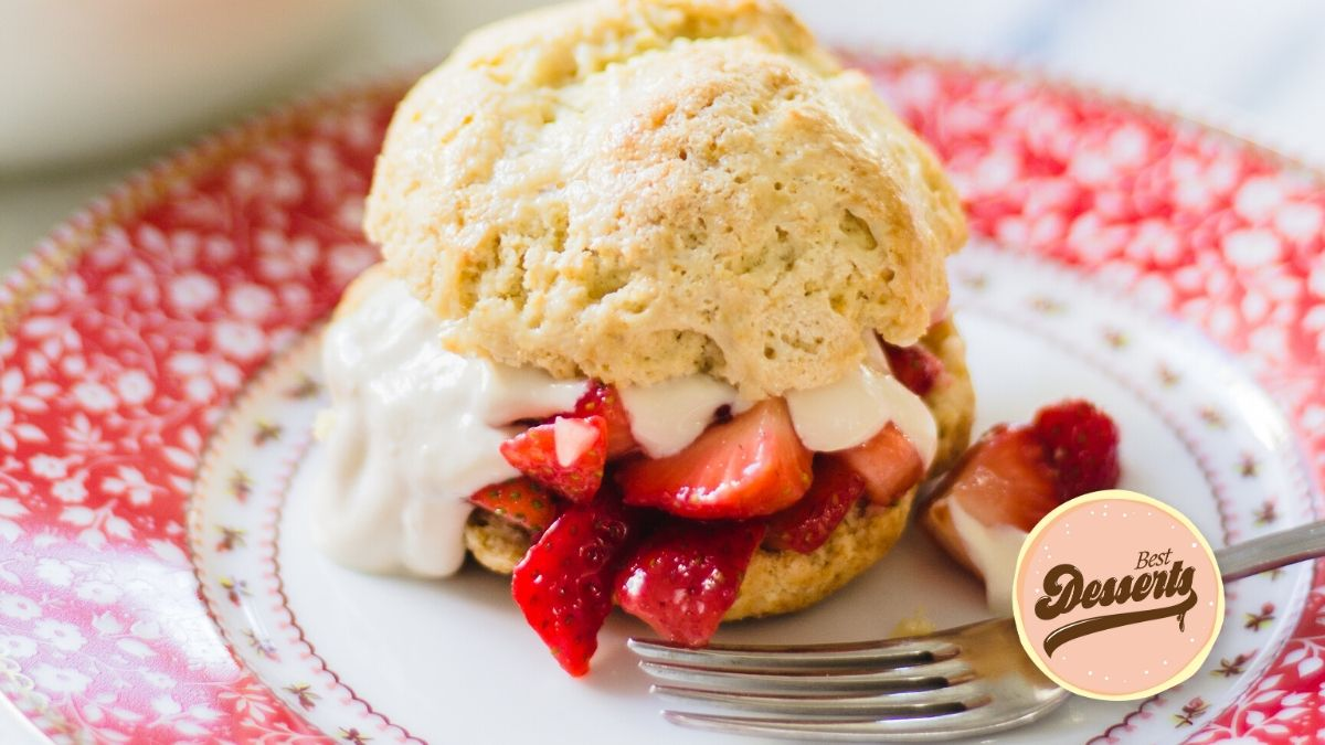 Best Desserts - Strawberry Shortcakes