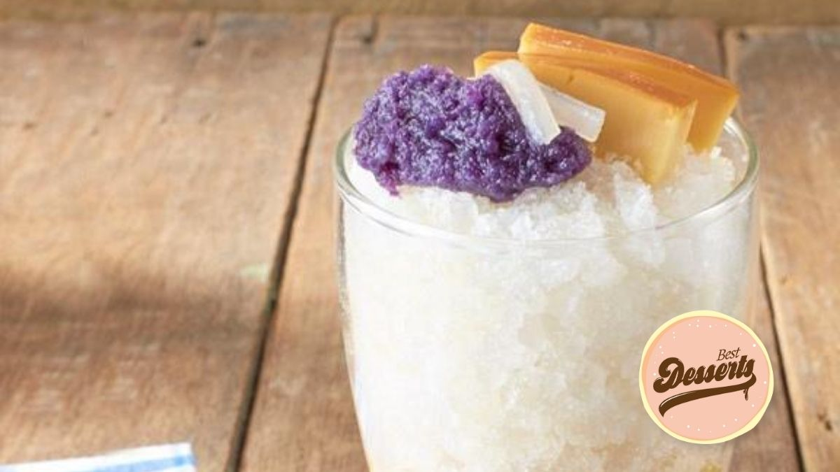 Halo-Halo – Filipino Shaved Ice Sundae