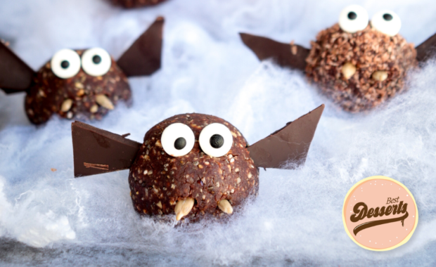 Batty Bliss Balls | Best Halloween Treats